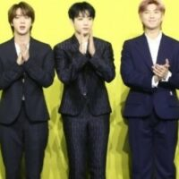 Comparing Height BTS
